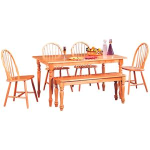 6 Piece Dining Set