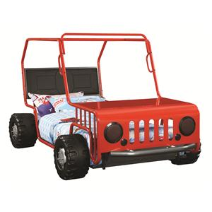Jeep Twin Bed