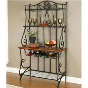 Exceptional Cramco Trading Company   Ravine Dining Room Bakeru0027s Rack By Cramco, Inc