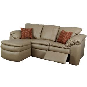 England Lackawanna Sectional Sofa Furniture And