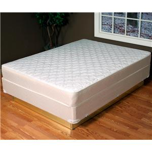 Englander Full Independence Plush Mattress By Englander