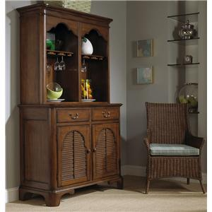 Summer Home Elegant China Cabinet By Fine Furniture Design