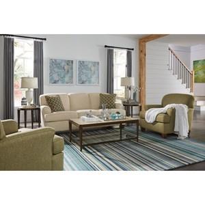 Atlantis Living Room Group By Flexsteel .