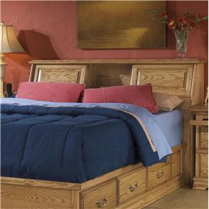 Master Piece King/Cal King Master Piece Headboard By Furniture Traditions
