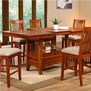 Holland House Dining Room Tables Store - Bordelon\'s Home Furniture ...