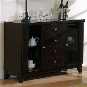 China Cabinets Buffets Servers All American Furniture Lakeland Florida Tampa Orlando Polk County And Mattress