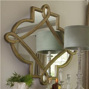 Attrayant Sanctuary Shaped Mirror By Hooker Furniture