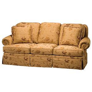 Traditional Reclining Sofa Broyhill Furniture Jasmine