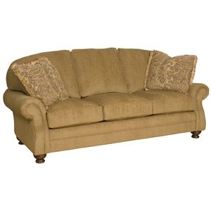 Boston Traditional Comfort Sofa By King Hickory