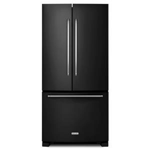 KitchenAid French Door Refrigerators 22 Cu. Ft. 33 Inch Width Standard  Depth French Door Refrigerator With FreshChill™ Temperature Controlled  Full Width ...