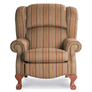 ... Pittsfield Furniture Company. Recliners Buchanan High Leg Recliner   3  Position Mechanism By La Z Boy