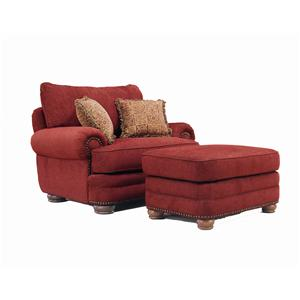 Charmant Chair And Ottoman Store   Bob U0026 Franu0027s Factory Direct   Brainerd, Baxter,  St. Cloud, Bemidji, Minnesota Furniture, Mattress And Appliances Store
