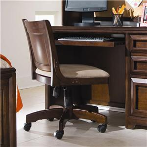 Elite   Expressions Upholstered Office Chair By Lea Industries
