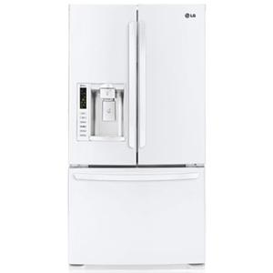 Lg Liances At Maness Furniture Longview French Door Refrigerators 24 7 Cu Ft With Smart Cooling Refrigerator By