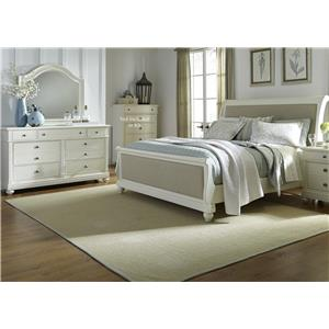 Harbor View King Sleigh Bedroom Group By Liberty Furniture .