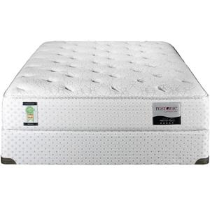 Restonic At Mary S Futons Comfortcare Queen Brilliance Luxury Firm Mattress By