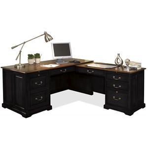Corner L Shape Desks Furniture City Chicago Norridge Illinois