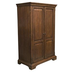 Cantata Traditional Computer Armoire By Riverside Furniture