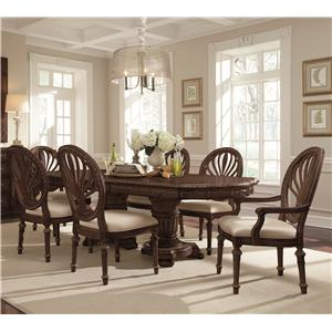 94 Empire Dining Room Set Simple Living Solid Wood Empire Dining