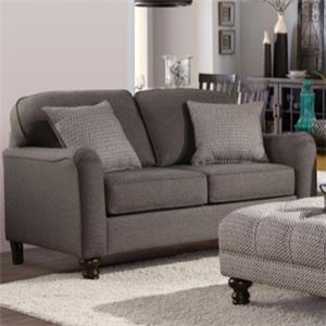 Exceptional Serta Upholstery By Hughes Furniture Loveseats Store   Barebones Furniture    Glens Falls, New York, Queensbury Furniture And Mattress Store