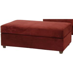 Serta Upholstery By Hughes Furniture Ottomans Store   Barebones Furniture   Glens  Falls, New York, Queensbury Furniture And Mattress Store