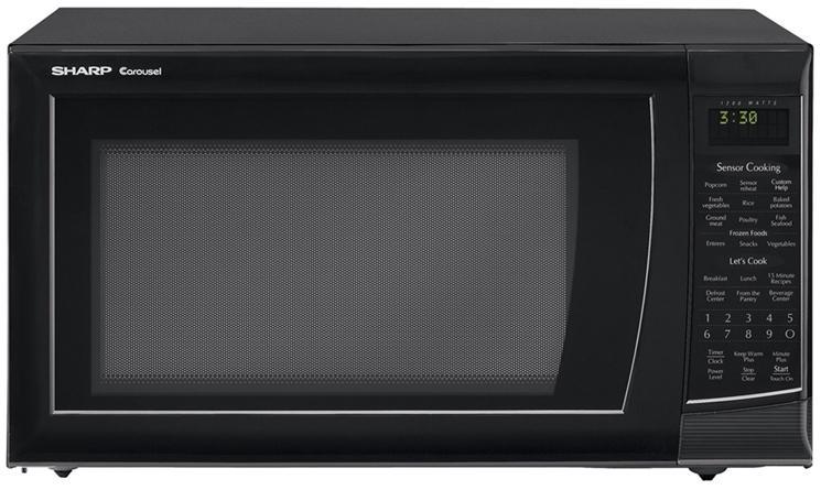 Sharp magnetron oven handleiding