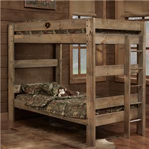 Simply Bunk Beds Mossy Oak