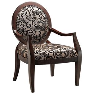 fl print chairs modern decorative by art - Decorative Chairs