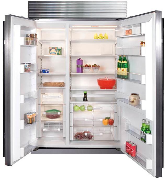 Refrigerator in