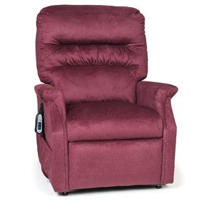 Leisure UC332M Casual Lift Recliner W/ Power By UltraComfort