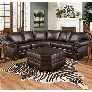 United Furniture Industries Leather Sofas Store - Montana\'s ...