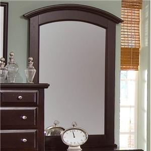 Bathroom Mirrors Vaughan vaughan bassett at mirrordealers - dresser mirrors, floor