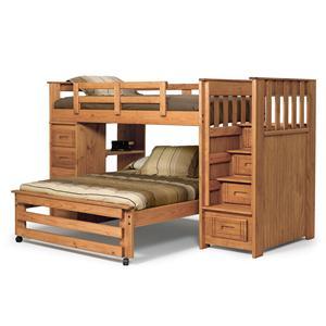 woodcrest at bunkbeddealers - bunk beds and loft beds
