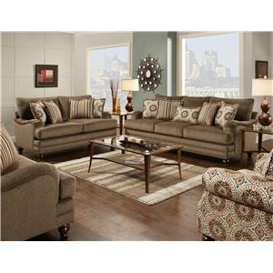 Fusion Furniture Great American Home Store Memphis Tn
