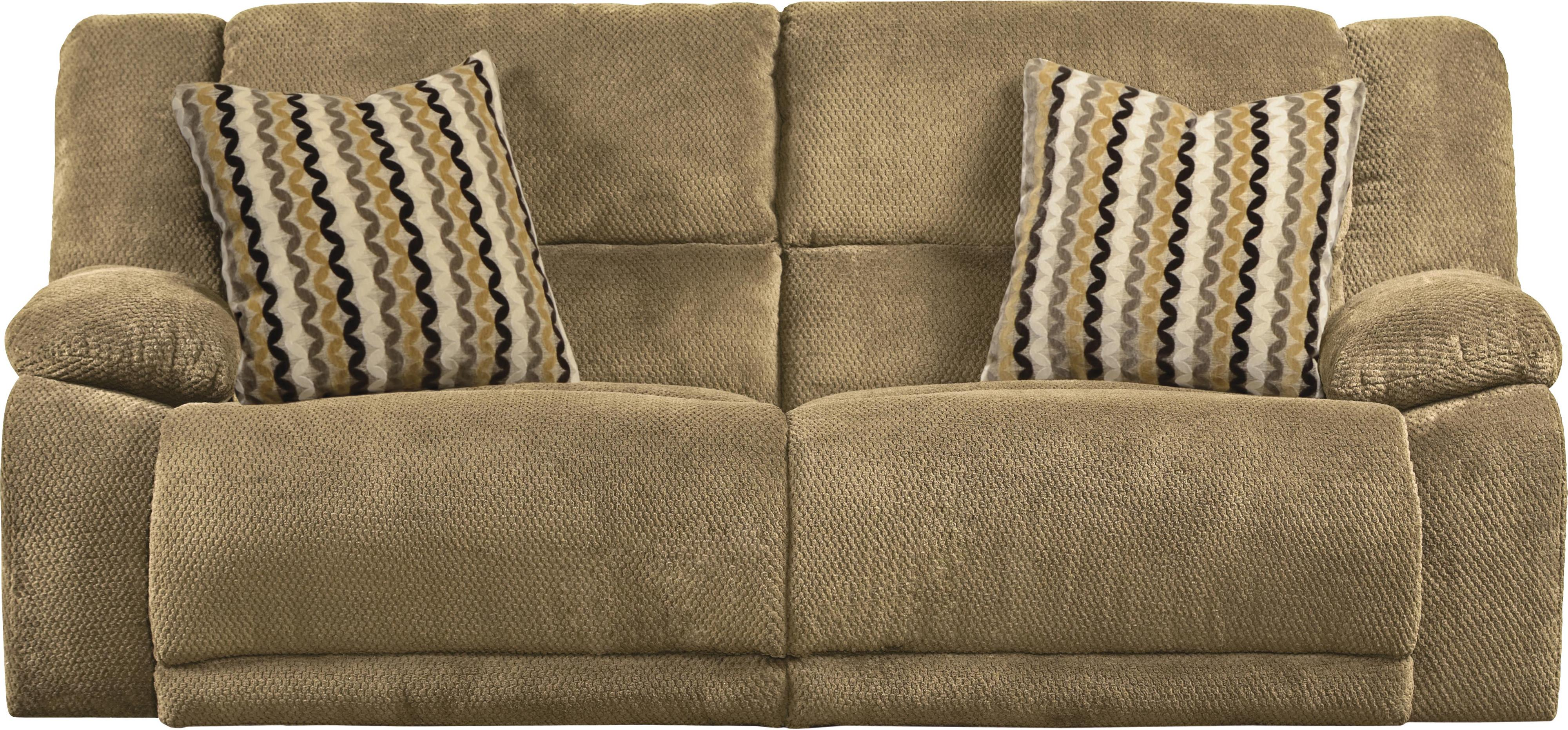 Power reclining sofa Catnapper loveseat recliner
