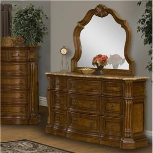Endura Furniture At Dresserdealers Dressers Drawer