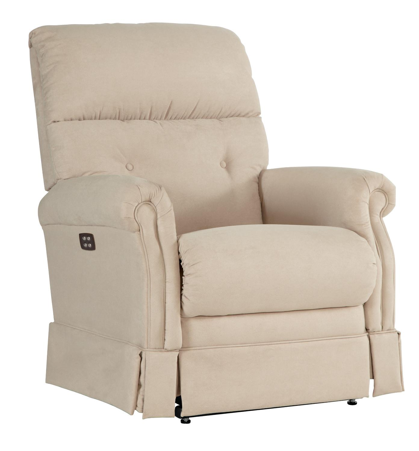 Amelia Power-Recline-XRw™ Wall Saver Recliner with Skirted ...