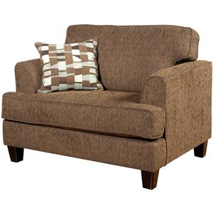 Serta Upholstery by Hughes Furniture at Barebones