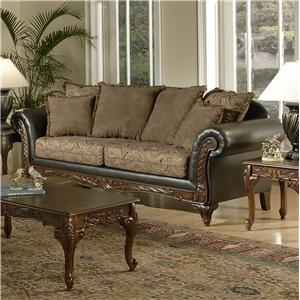 Serta Upholstery by Hughes Furniture All Living Room Furniture