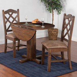 Sunny Designs Table and Chair Sets Store Barebones