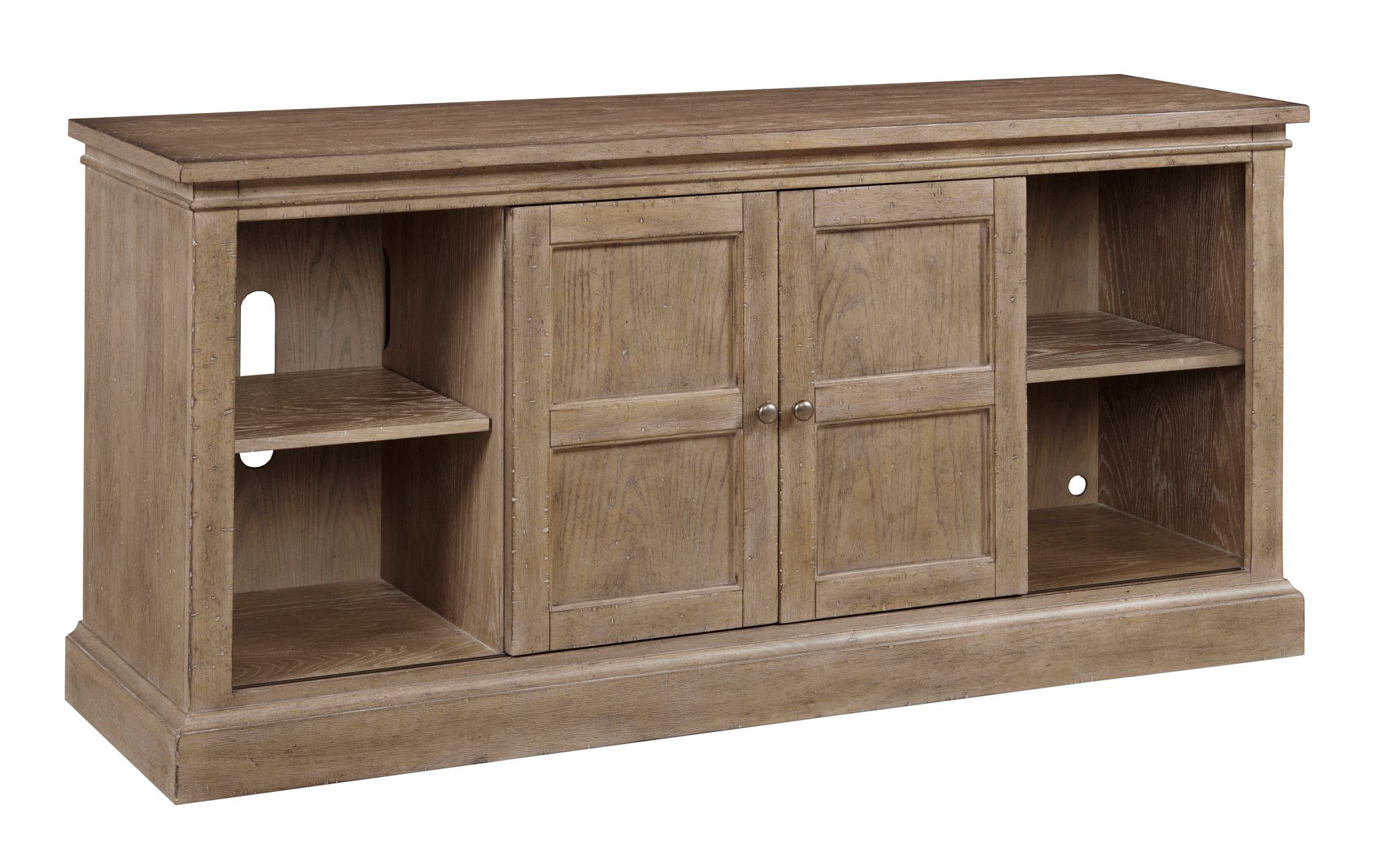 """Donelson 66"""" Entertainment Console by Hammary at Crowley Furniture & Mattress"""