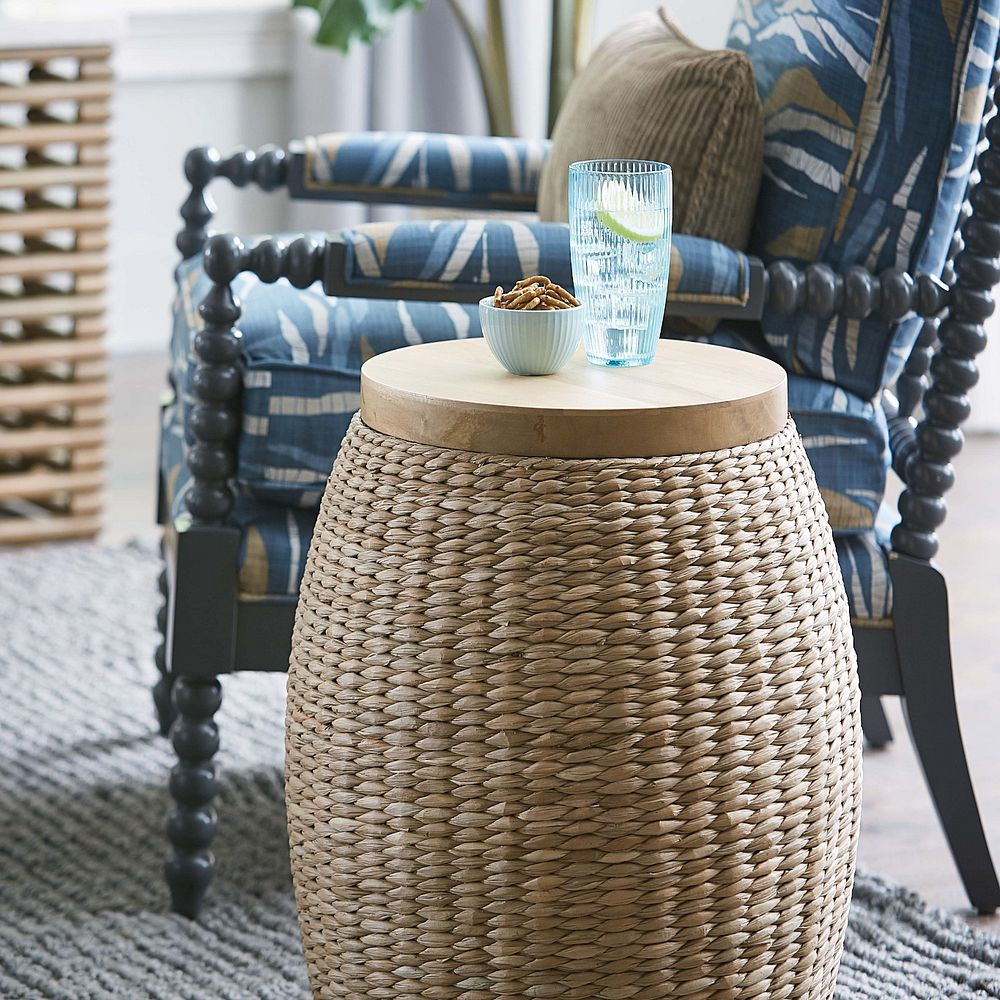 Junction End Table by Hammary at Crowley Furniture & Mattress