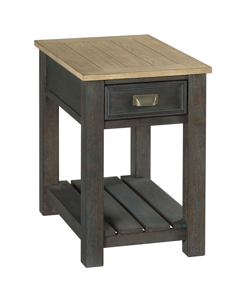 Lyle Creek Chairside Table by Table Trends at Sprintz Furniture