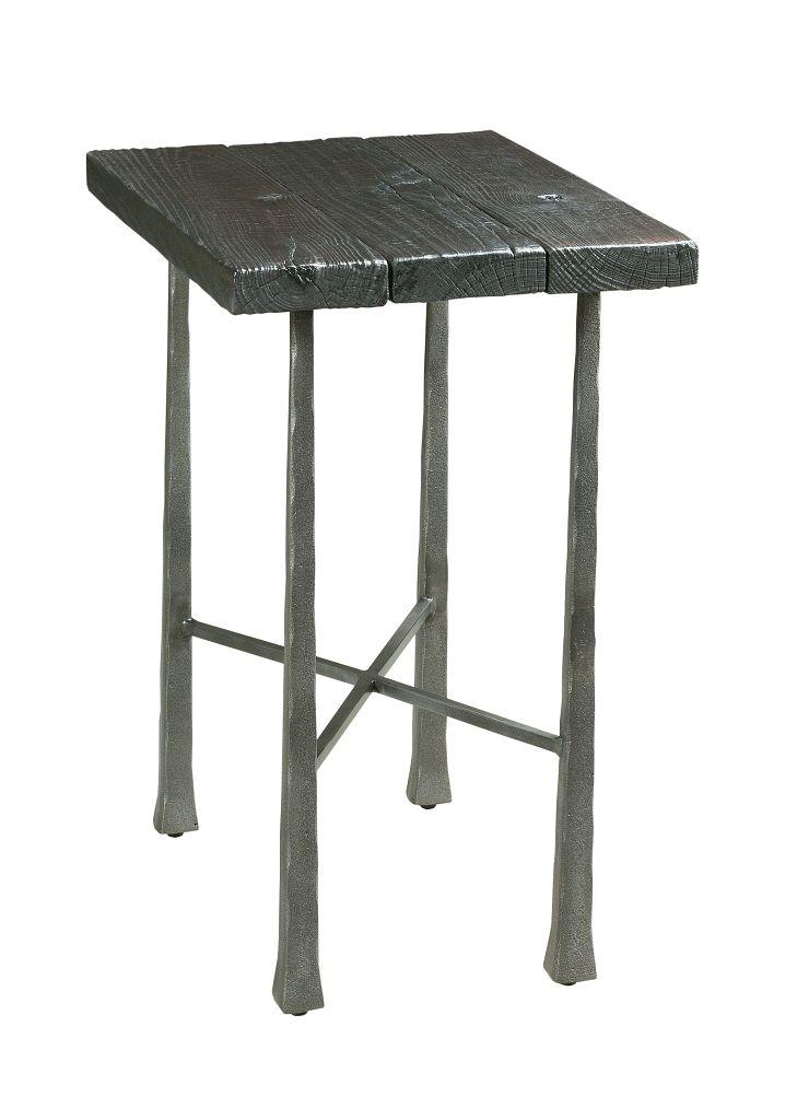 Charred Wood Table