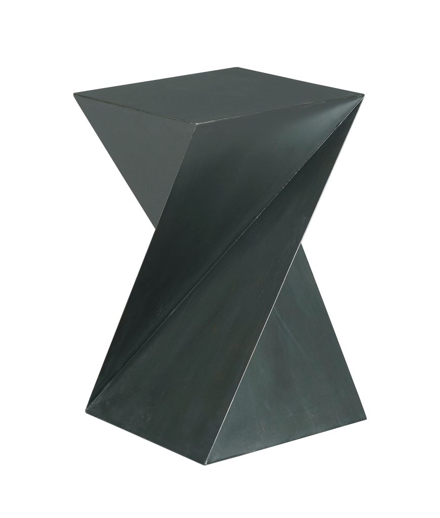 Hidden Treasures Geode End Table by Hammary at Mueller Furniture