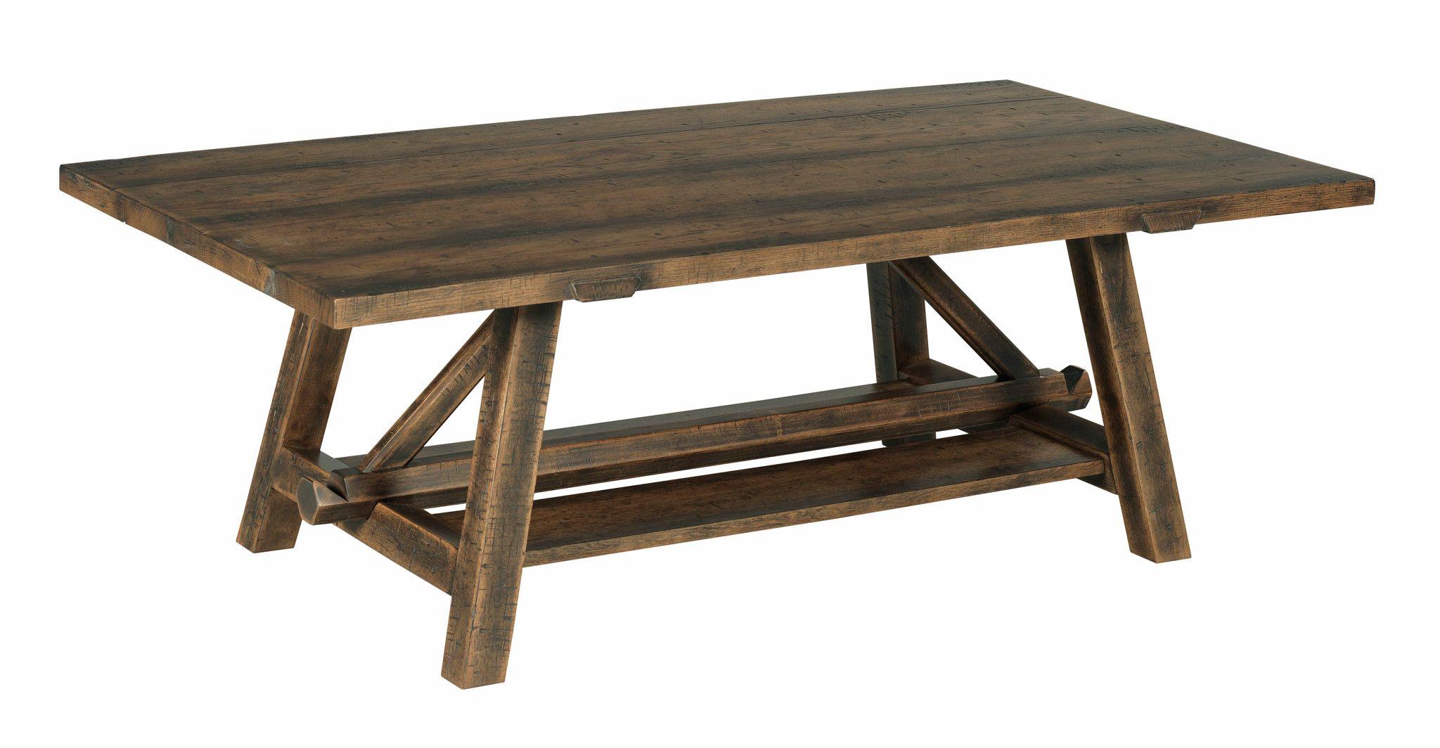 Tamarack Coffee Table by Hammary at Alison Craig Home Furnishings