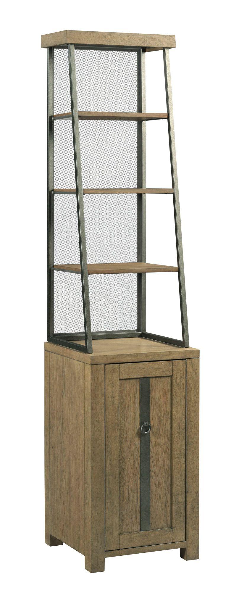 Maya Pier Cabinet by Hammary at Jacksonville Furniture Mart