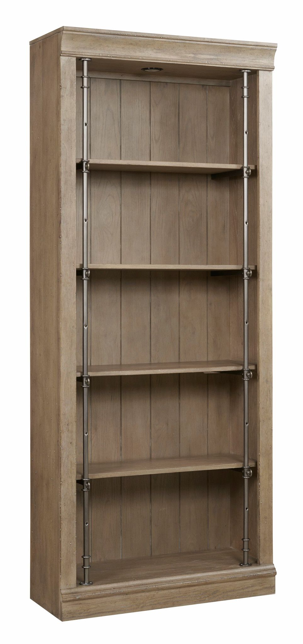Donelson Bunching Bookcase by Hammary at Jacksonville Furniture Mart