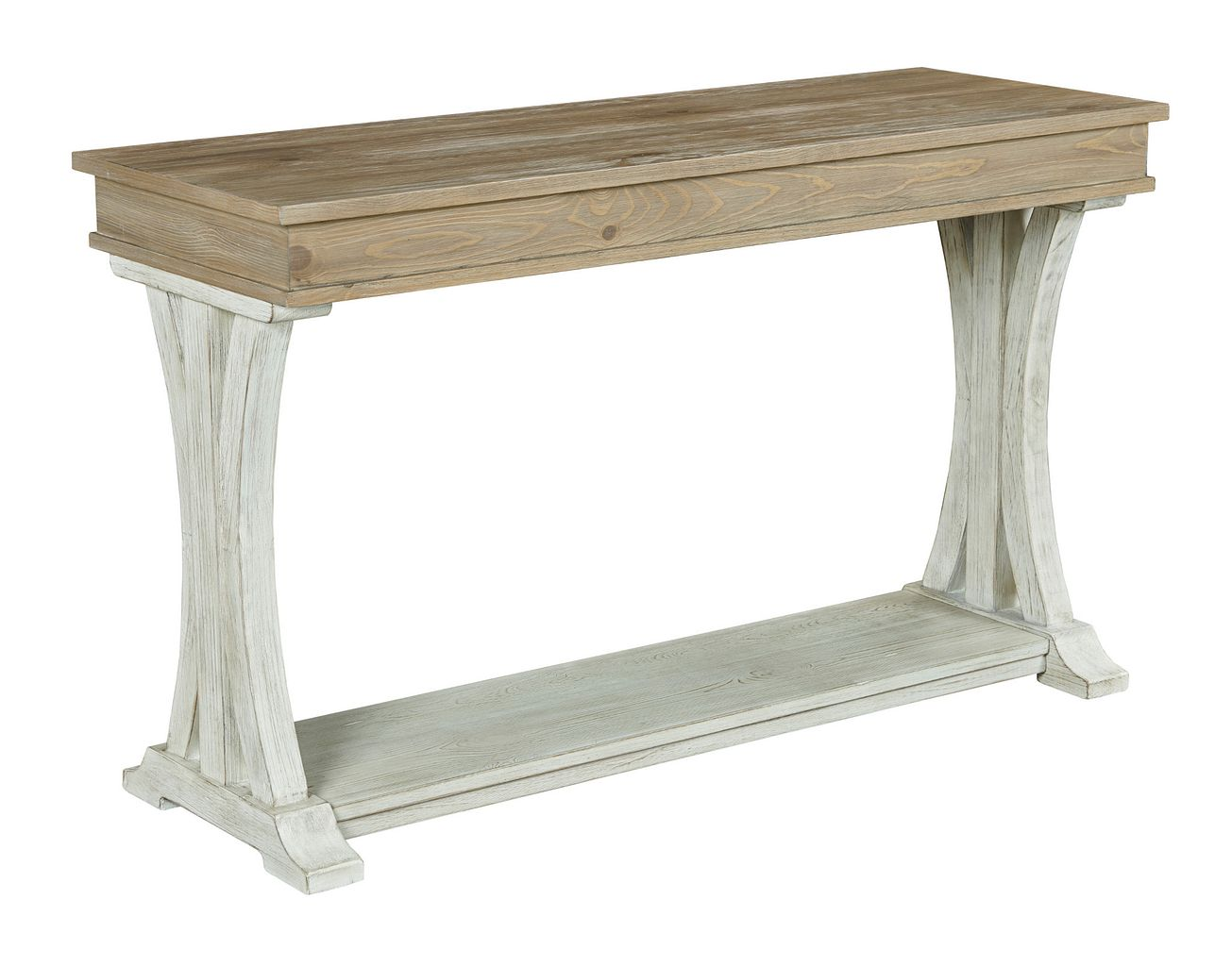 Cimarron Valley Sofa Table by Hammary at Jordan's Home Furnishings