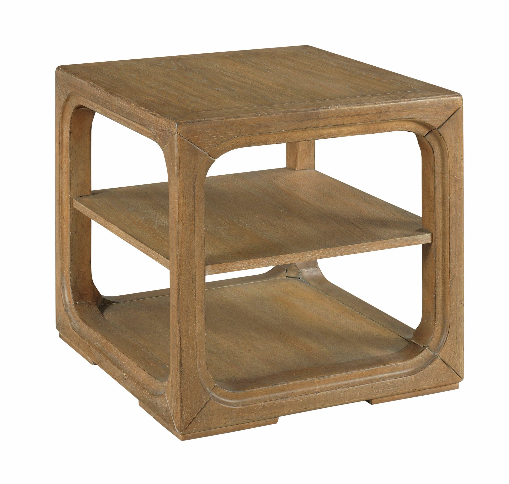 Jetson End Table by Hammary at Mueller Furniture